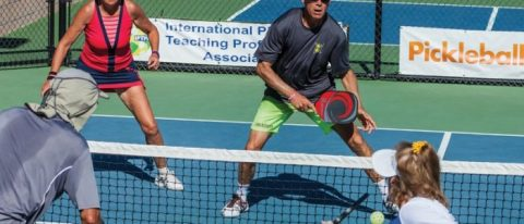 Get to know more about pickleball via online!