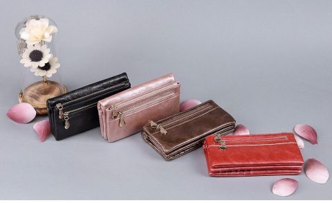 The Mysteries of a Lady'sclutch purse