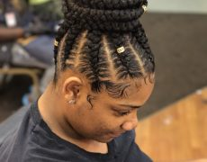 Significance of hair types for braiding