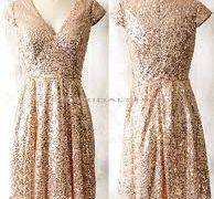 Gold Bridesmaid Dresses and Other 7 Designs For Your Wedding