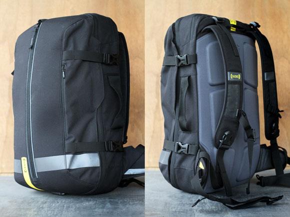 Backpacks: easiest way to store your belongings