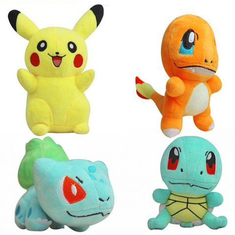 Various Kinds of Pokemon Toys That You Can Buy
