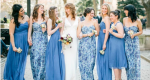 How to Color coordinate bridesmaid dresses