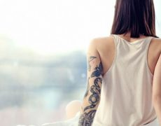 All that you need to know about natural tattoo removal