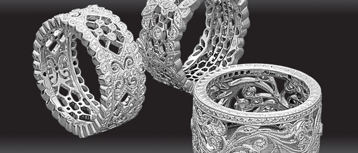 Fancy Jewelry for the Most Beautiful Bride
