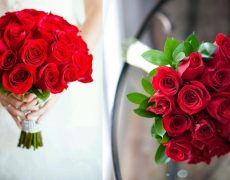 Gift a red rose bouquet to make your occasion special