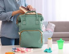 Top Considerations for a Diaper Bag