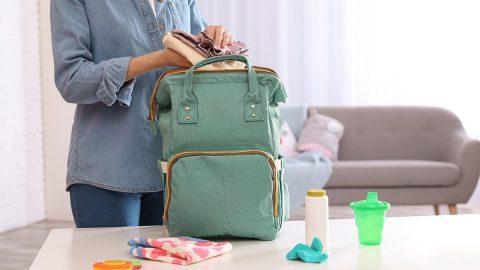 Top Considerations for a Diaper Bag
